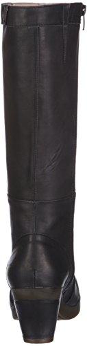 El Naturalista Nc21 Homemade Brown / Espiral, Boots femme Schwarz (Black)