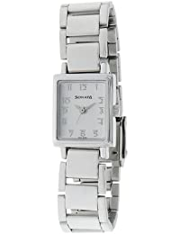 Sonata Wedding Analog White Dial Women's Watch -NK8080SM02
