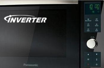 Konventionelle Mikrowellengeräte erreichen niedrige Leistungsstufen nur durch das Arbeiten in Interv