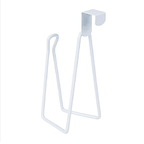 PU Ran Badezimmer WC-Papier Halter Tissue Handtuch Regal Küche Storage Rack Aufhänger 1#