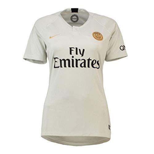 Nike 2018-2019 PSG Away Womens Football Soccer T-Shirt Camiseta