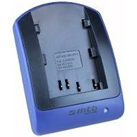 Caricabatteria USB per Canon BP-511 / EOS 5D, 10D 20D 30D IXY Powershot Optura...