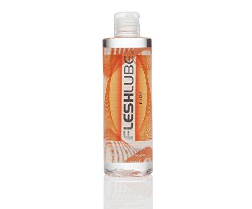 Fleshlight Fleshlube Fire Gleitmittel (mit Wärmeeffekt für die Verwendung mit allen Fleshlight-Produkten) 1er Pack (1 x 250 ml)