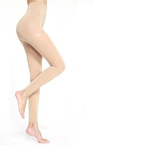 Silk STOCKINGS 9 calze velvet open floor anti-zecca gambe sottili a, colore