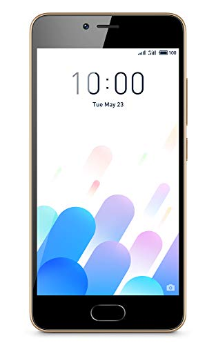 tablet meizu MEIZU M5c Oro Dual Sim Display 5 Ram 2GB Storage 16GB +Slot MicroSD Wi-Fi + 4G Fotocamera 8Mpx Android Italia