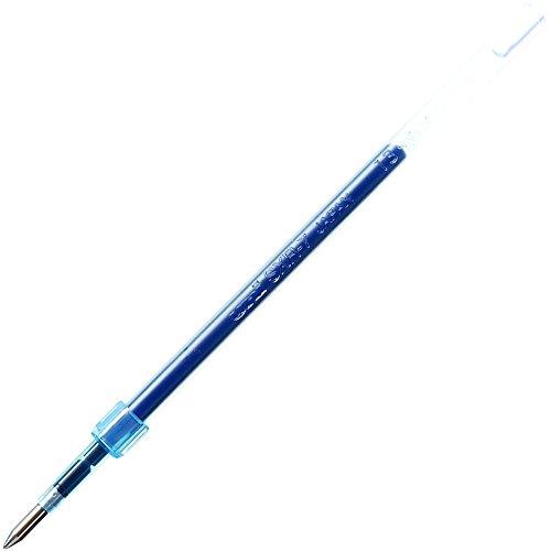 Uni-ball Jetstream Fine Point Roller Ball Pens Refills for Standard Pen Type -0.7mm-blue Ink-set of 10 by Uni (Uniball Jetstream Pen Fine Point)