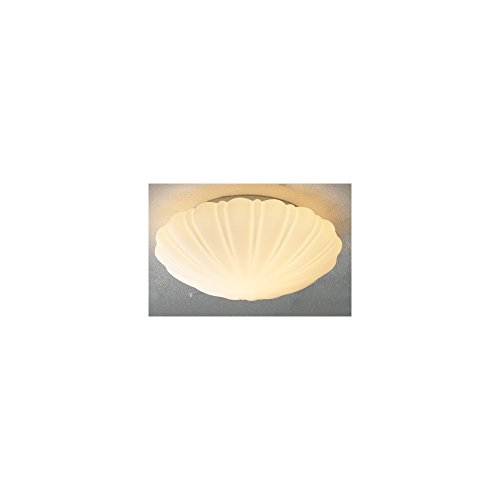 Bathroom ceiling flush light dar cafe sml ip44 caf502 for Bathroom zone 3