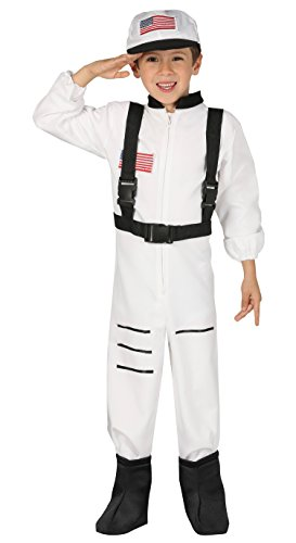Astronaut, Gr. 7–9Jahre (82767.0) (Der Nasa-astronaut Halloween-kostüm)