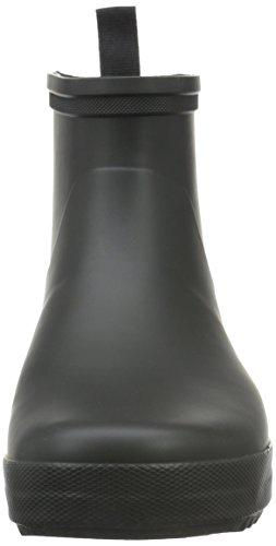 Tretorn WINGS Unisex-Erwachsene Kurzschaft Gummistiefel Schwarz (Black/Black)