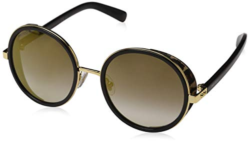 Jimmy Choo Damen ANDIE/N/S FQ 0NQ 54 Sonnenbrille, Gold Black Grey