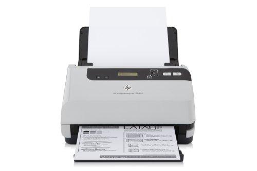 HP Scanjet Enterprise 7000 s2 Dokumenten-Einzugsscanner (600 x 600 dpi, Duplex, USB, 3.000 S. empfohlene Tagesleistung) L2730A