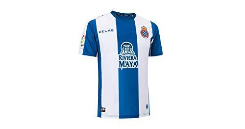 KELME Camiseta 1ª EQUIPACION 18/19 R.C.D. Espanyol