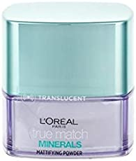 L'Oreal Paris True Match Mineral Mattifying Finishing Powder, 10g