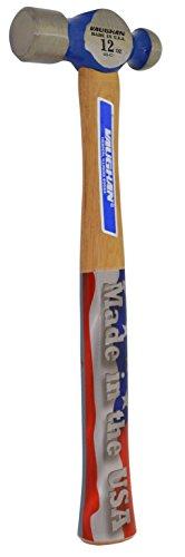 Vaughan TC201212-Ounce comercial bola Pein martillo