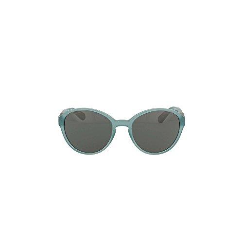GIORGIO ARMANI Sonnenbrille AR 8006 503487 Transparent Aqua Grün 52MM