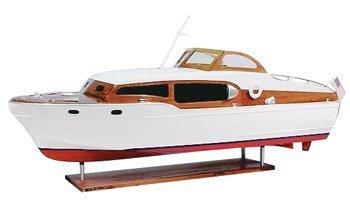 1954 Chris Craft Commander Express Cruiser Wooden Boat Kit by Dumas by Dumas