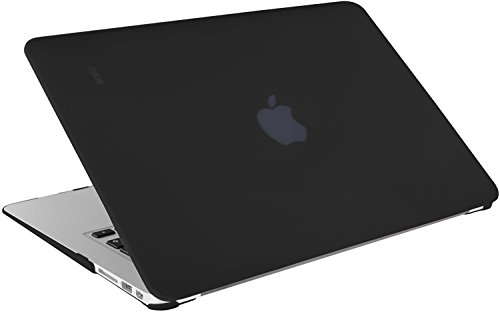 Artwizz 4401-1201 Rubber Clip für MacBook Air (11 Zoll) mit Retina Display schwarz (Gummi-füße Für Laptop-tasche)