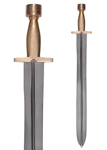 Hopliten-Schwert der Griechen mit Scheide von Battle-Merchant - Echtes Metall Schwert