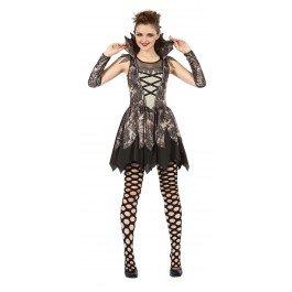 HT VAMPIRE HALLOWEEN FANCY DRESS COSTUME (Kostüm Vampir Twilight)