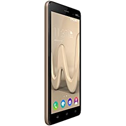 Wiko Lenny 3 Smartphone, Dual-SIM, Memoria Interna da 16 GB, Oro