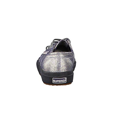 Superga 2750 Lamew, Sneaker a Collo Basso Unisex – Adulto Black