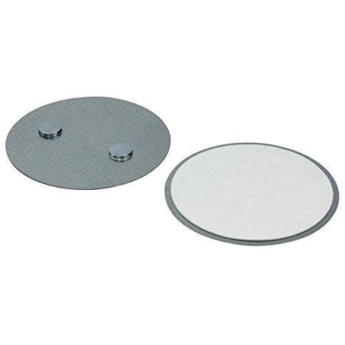 LogiLink Magnetisches Befestigungsset für Rauchmelder - Einfache und schnelle Montage, 1 Stück,...