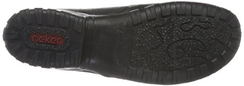 Rieker L4630, Bottes Classiques Femme Noir (Schwarz/00)