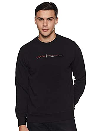 Monte Carlo Men's Sweatshirt (219045375-4_Black_42)