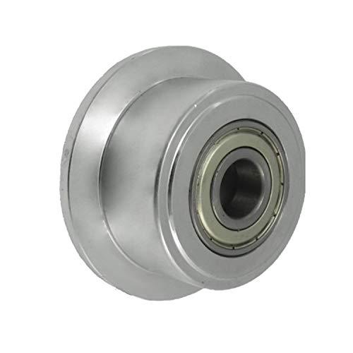 ZATO Massiv Stahl-Räder mit Flansch (V10)