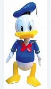 LOT de 2:Gonflable Donald Duck 104017 Gonflable