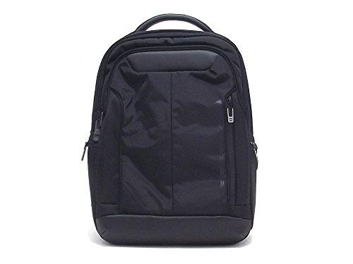 Roncato borsa uomo, Overline 413853, zaino porta pc due comparti in nylon poliestere, colore nero