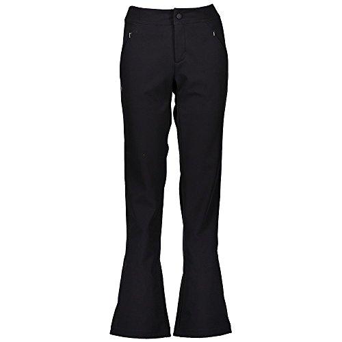Obermeyer Womens Ski (Obermeyer Hillary Stretch Womens Ski Pants - 2/Black)