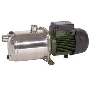 Pompe électrique auto-aspirante multistadio inoxydable Pompe centrifuge multistadio à axe...