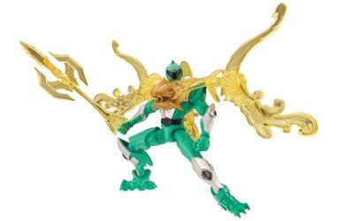 Power Rangers RPM - Auxiliary Trax Green Shark Guardian (Rpm Green Ranger)