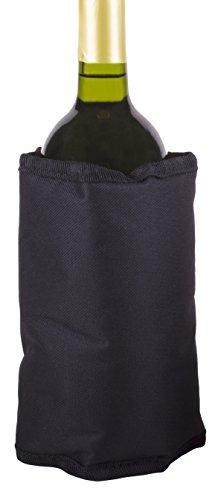 Koala 6181NN01 - Manga enfriadora de vino, color negro