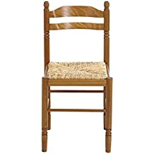 Amazon Fr Chaises Assise Paille