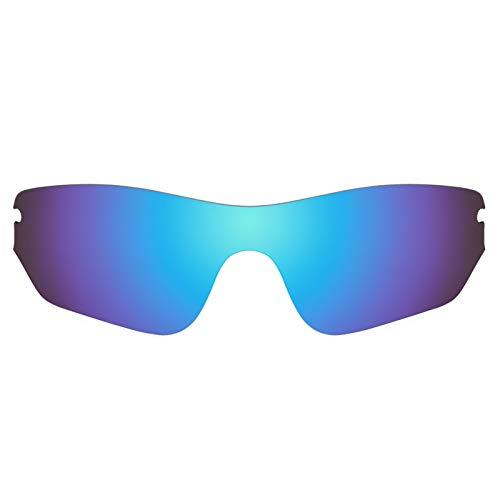 Revant Schutzglas für Oakley Radar Edge Polarisierung Elite Eisblau MirrorShield®