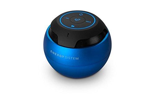 Energy Sistem BZ2 - Radio (Bluetooth, microSD, USB), azul