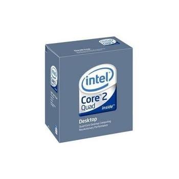 Intel Processeur 1 x Intel Core 2 Quad Q8300 / 2.5 GHz ( 1333 MHz ) LGA775 Socket L2 4 Mo Box