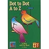 Dot to Dot A to Z - Buki activity book made in Israel by Poof-Slinky