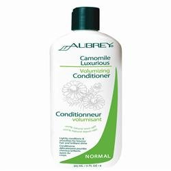Aubrey Organics - Conditioner pour Cheveux Normaux - Soin et Volume - Luxurious Chamomile - 325 ml