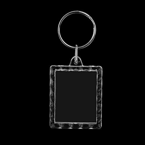 Dagne , Portachiavi  trasparente Transparent taglia unica