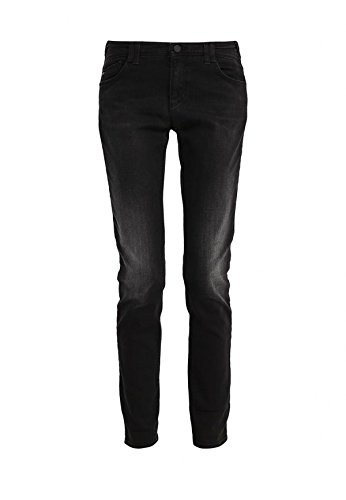 Armani Jeans 6X5J285D08Z denim nero sbiadito donna skinny made in Italy Nero