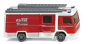 WIKING 096401 - véhicule miniature - Pompiers LF 10/6CL (Rosenbauer) (1:160)