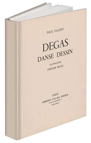Degas Danse Dessin: Fac-similé