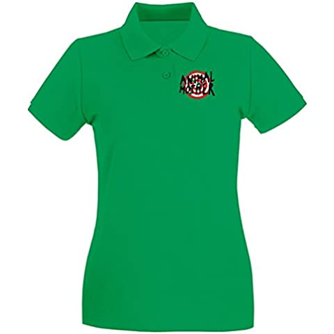 T-Shirtshock - Polo Donna TF0088 Inspired by