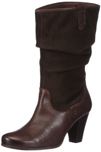 Marc Shoes Perla 2 1.405.27-89/490, Damen Stiefel, Braun (t.d.moro 490), EU 36 (UK 3.5)
