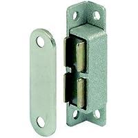 Calamita magnetica GedoTec Snapper magnetico Möbel acciaio/alluminio | RESISTENTE AL CALORE 300 °C | Portata 5 kg | Da avvitare | Made in Germany