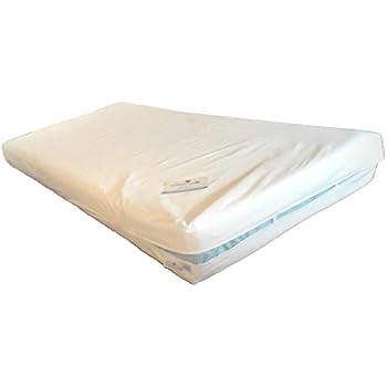 Euroallergy® Superior | Housse anti-acariens intégrale pour matelas | Tissu certifiée | Disponible en beaucoup de tailles (90 x 200 x 20 cm.)