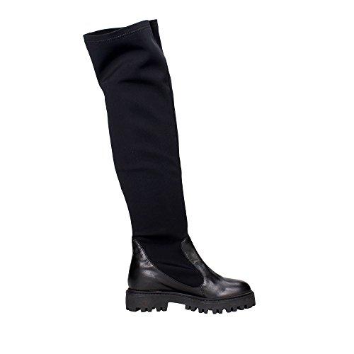 Braccialini B349 Stiefel Damen Schwarz